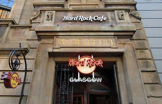 Scotland Hard Rock Cafe
