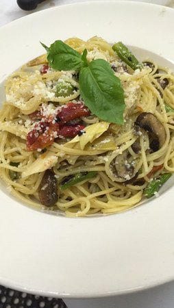 South Glastonbury, CT: Pasta Verdura