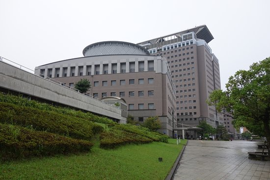Kagoshima Prefectural Office Observation Hall