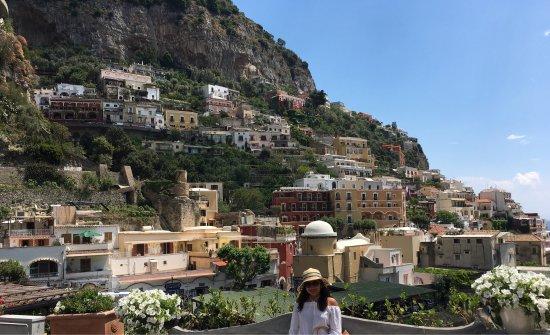 Positano, Amalfi Getaway