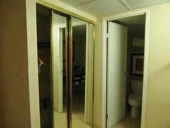 Best Western Lake Buena Vista - Disney Springs Resort Area: closet