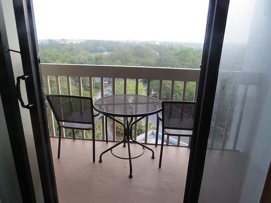Best Western Lake Buena Vista - Disney Springs Resort Area: view from balcony