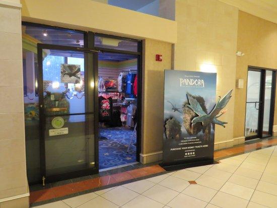 Best Western Lake Buena Vista - Disney Springs Resort Area: disney shop