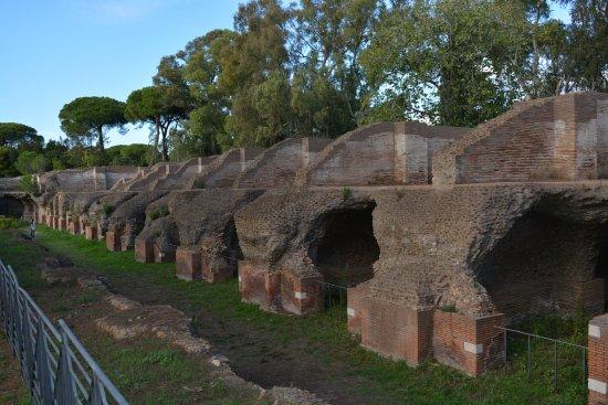 Fiumicino, Ιταλία: Porto di Traiano