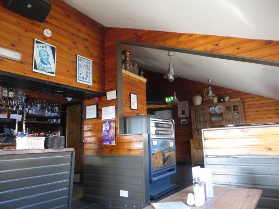 Inishbofin, Irlande : Beach Bar