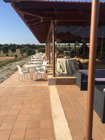 La Monacilla Golf: Clubhouse