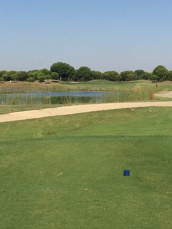 La Monacilla Golf: 2nd Tee