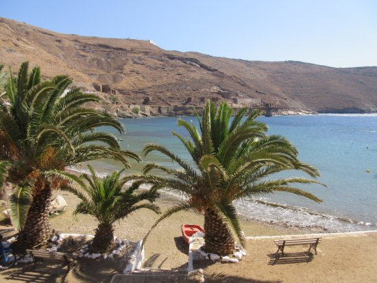 Things To Do in Platis Gialos Beach, Restaurants in Platis Gialos Beach