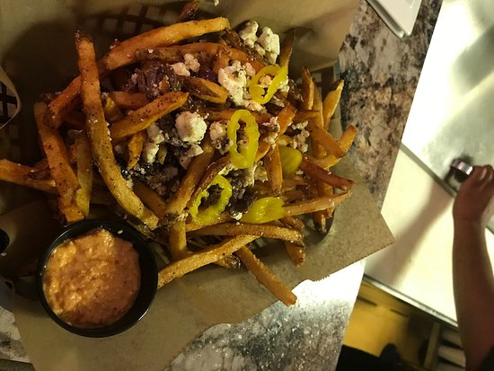 Greek Street Kitchen And Bar In Jacksonville