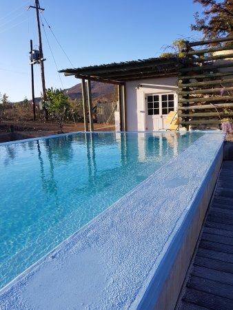 Prince Albert, Sudafrica: Private Pool