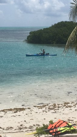 St. George's Caye, Belize: photo0.jpg