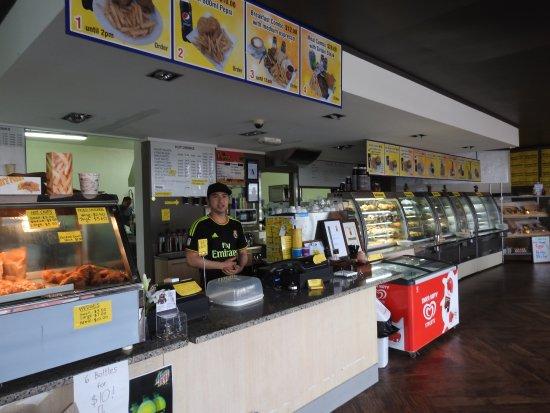 Wellsford, Nueva Zelanda: Counter