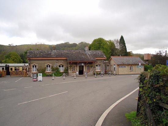 Buckfastleigh, UK: Entrance