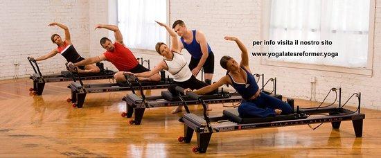 Yogalates Reformer