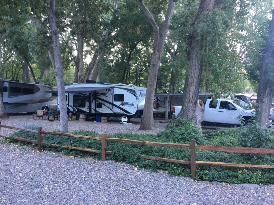 Rancho Sedona RV Park: We came the same time last year and plan to come next year as well. Beautiful,cozy, clean. Could