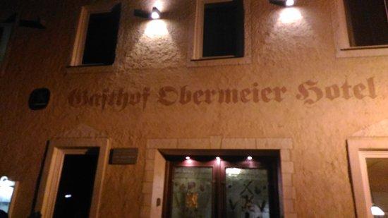 Gasthof Obermeier Hotel: P_20171009_205610_large.jpg