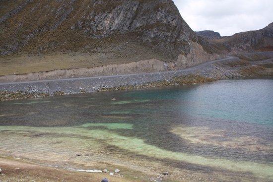 Canta, Peru: Laguna 7 colores