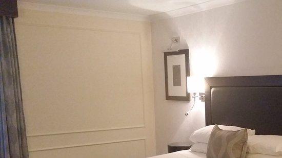 Airth, UK: Bedroom