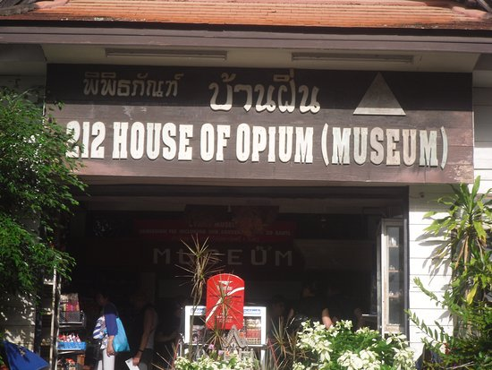 Foyer Museum Reviews : Hall of opium museum chiang saen thailand top tips