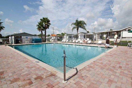 Grove Ridge Carefree Rv Resort Dade City Fl