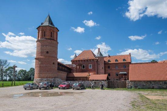 Tykocin Castle Museum: Zamek z zewnątrz