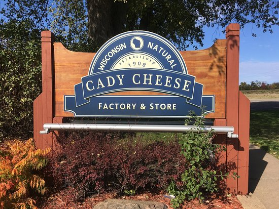 Cady Cheese Factory and Shop