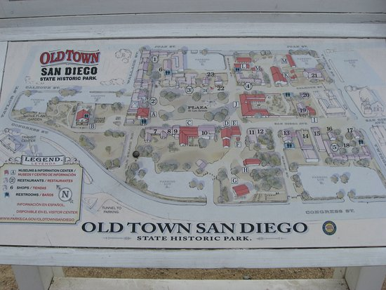 Well Preserved Picture Of Old Town San Diego San Diego Tripadvisor