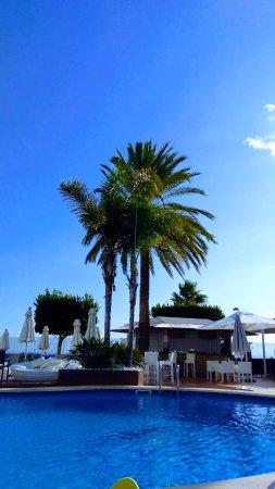 Hotel Son Matias Beach: Pool bar area