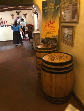 Mesilla, Nuevo Mexico: lobby