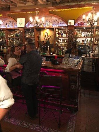 Mesilla, Nuevo Mexico: bar