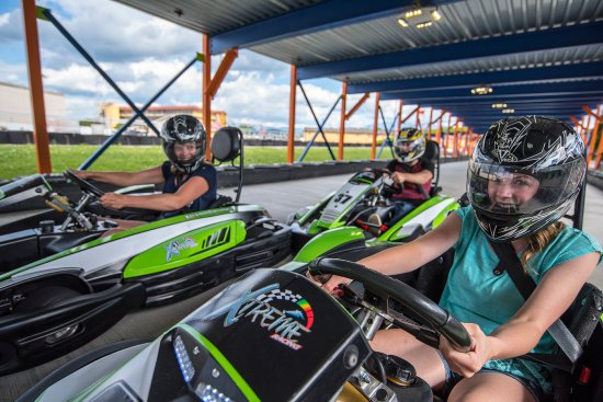 Xtreme Racing Center Pigeon Forge