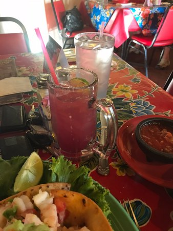 Месилья, Нью-Мексико: mixed drink