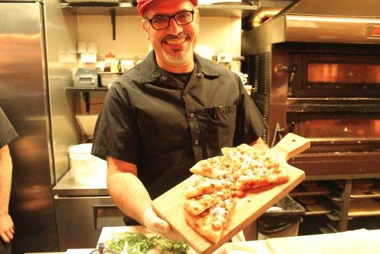 Papa Giuseppe's Pizza & Pints : Bruschetta