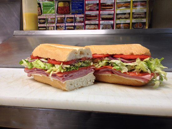 Wedgy S Pizza Delivery Tasty Sub Sandwiches Best Bread Around Italian Pictured