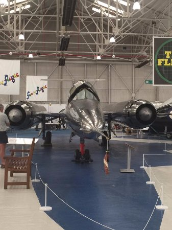 Shifnal, UK: Cosford Day Out
