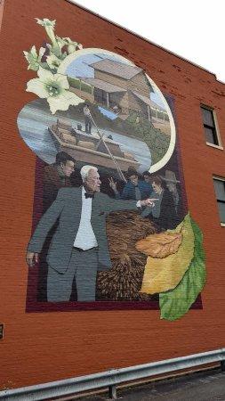 Danville's History of Tobacco