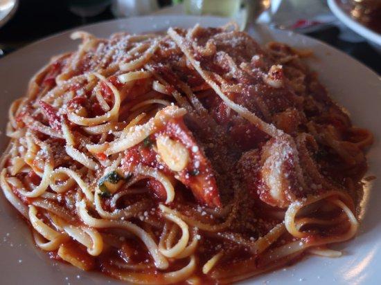 Jensen Beach, FL: Loved the Shrimp Diavolo.