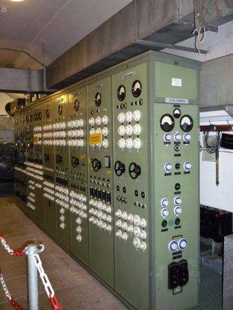 St. Margrethen, Suiza: Шкафы энергораспределения