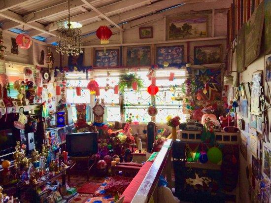 Georgetown, جويانا: Inside Roy Geddes House & Museum