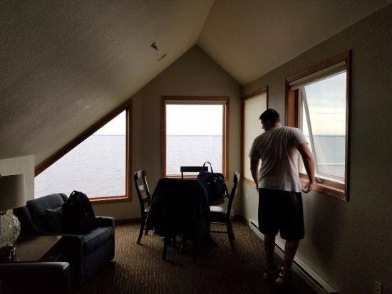 Beacon Pointe Resort: 1 bedroom penthouse