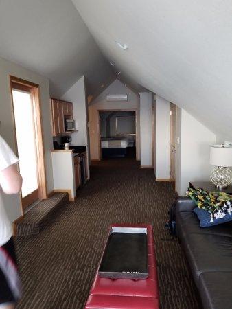Beacon Pointe Resort: One bedroom penthouse