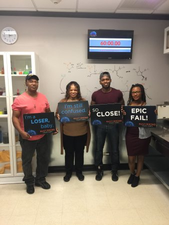 Mastermind Escape Room Schaumburg 2019 All You Need To