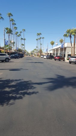 Old Town Scottsdale: Art district