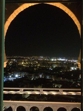 Hotel Alhambra Palace: シティービュー