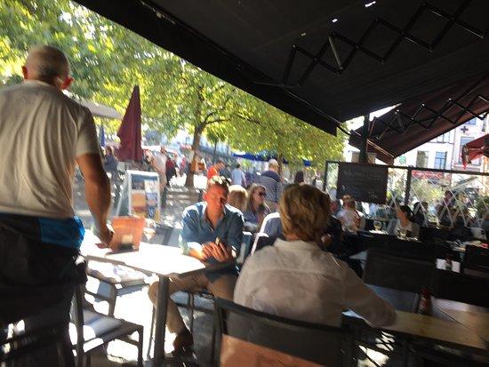 Jardin van gogh bruxelles restaurant avis num ro de - Resto terrasse jardin bruxelles nanterre ...