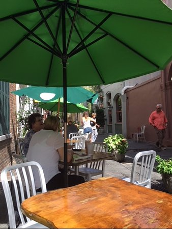 Green Goddess Cafe New Orleans