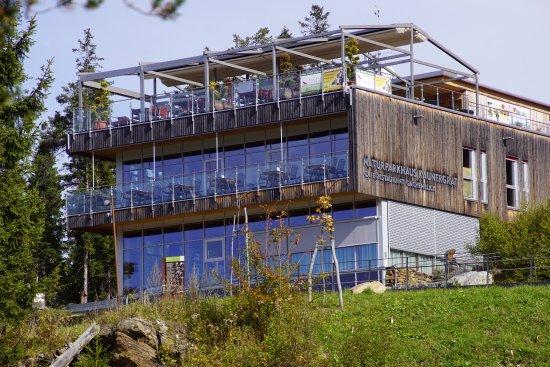 Fliess, Австрия: Naturparkhaus am Piller Sattel