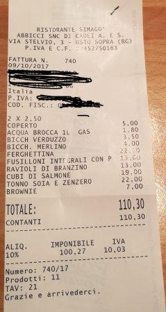 Osio Sopra, إيطاليا: IMG_20171009_232644_large.jpg