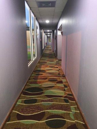 Piarco, Trinidad: Corridors