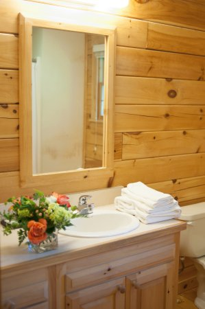Point Lookout: Cabin Bathroom